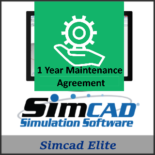 Picture of Simcad Pro Elite 1 Year Maintenance Agreement