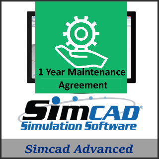 Picture of Simcad Pro Advanced 1 Year Maintenance Agreement