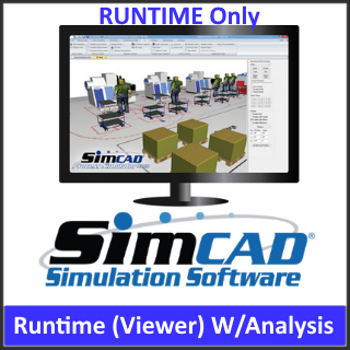Picture of Simcad Viewer w/Analysis