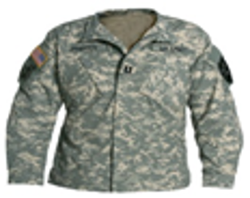 Picture of COAT COMBAT ACU-SMALL REGULAR