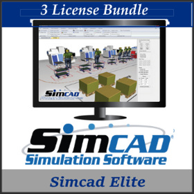 Picture of Simcad Pro Elite (3 License Bundle)